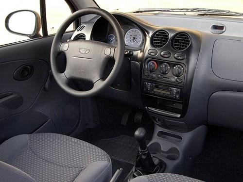 Daewoo Matiz хэтчбек 5 дв | купить новый или б/у, фото и